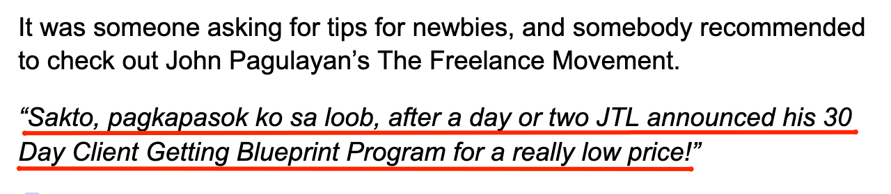 30 Day Before and After Image 3   The Freelance Movement